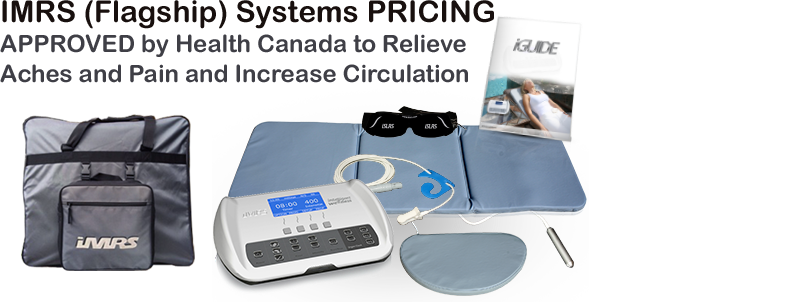 The iMRS Pulsed Magnetic Resonance Stimulation System