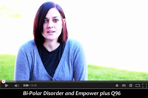 Erin and Bi-Polar Disorder